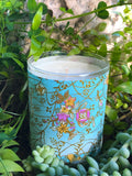 Turquoise 6 oz Soy and Coconut Candle by Sage