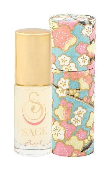 OBSESSION ~ Pearl Gemstone Perfume Roll-On and EDT Gift Set by Sage - The Sage Lifestyle
