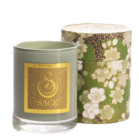 Sage Candle by Sage - Natural Candles - Vegan Perfume - The Sage Lifestyle