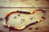 Kamala One of a kind Vintage Tibetan Necklace by Sage