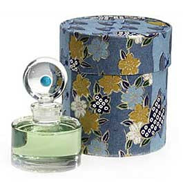 Turquoise Vanity Bottle by Sage - Niche Perfume - Vegan Perfume - The Sage Lifestyle