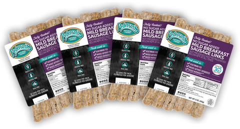 FULLY COOKED MILD BREAKFAST SAUSAGE LINKS (4 PACK)