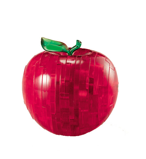 3D Crystal Puzzle Apple Instructions