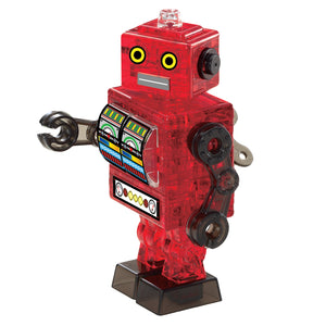 Tin Robot (Red)