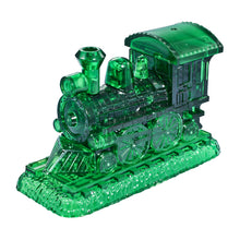 Load image into Gallery viewer, Steam Locomotive Train (Green)