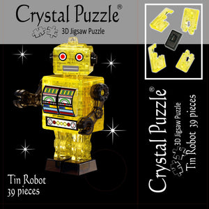 Tin Robot(Yellow)