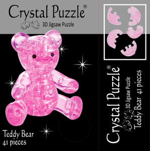 Teddy Bear (Pink)