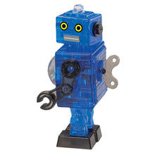 Load image into Gallery viewer, Tin Robot (Blue)