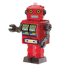 Load image into Gallery viewer, Tin Robot (Red)
