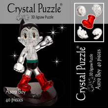 Load image into Gallery viewer, Astro Boy *Shipping available only to the following region: Hong Kong, Macao* Dimension: 140mm x 85mm x 90mm Color: Clear/Black/Red Number of Pieces: 40 Weight: 135g