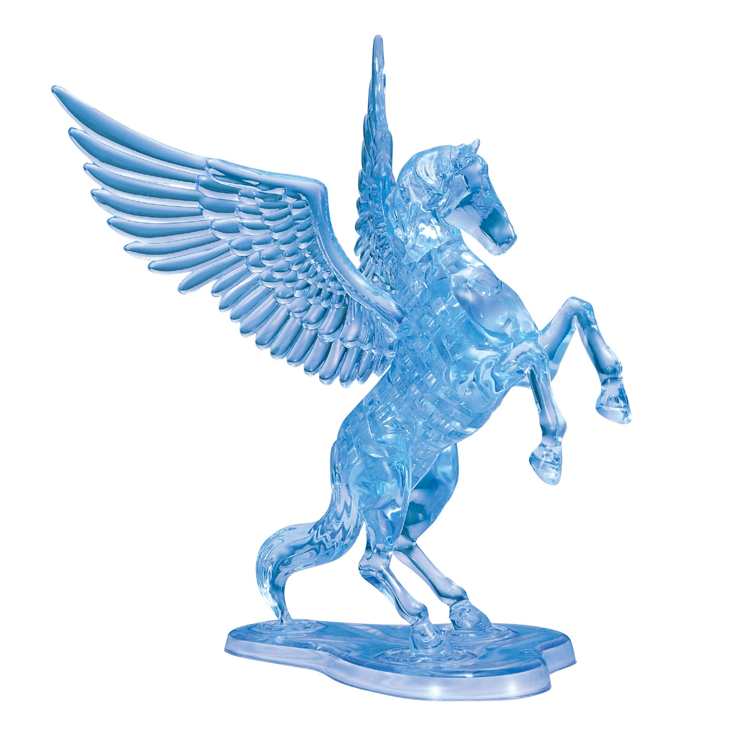 Flying Horse (Blue)