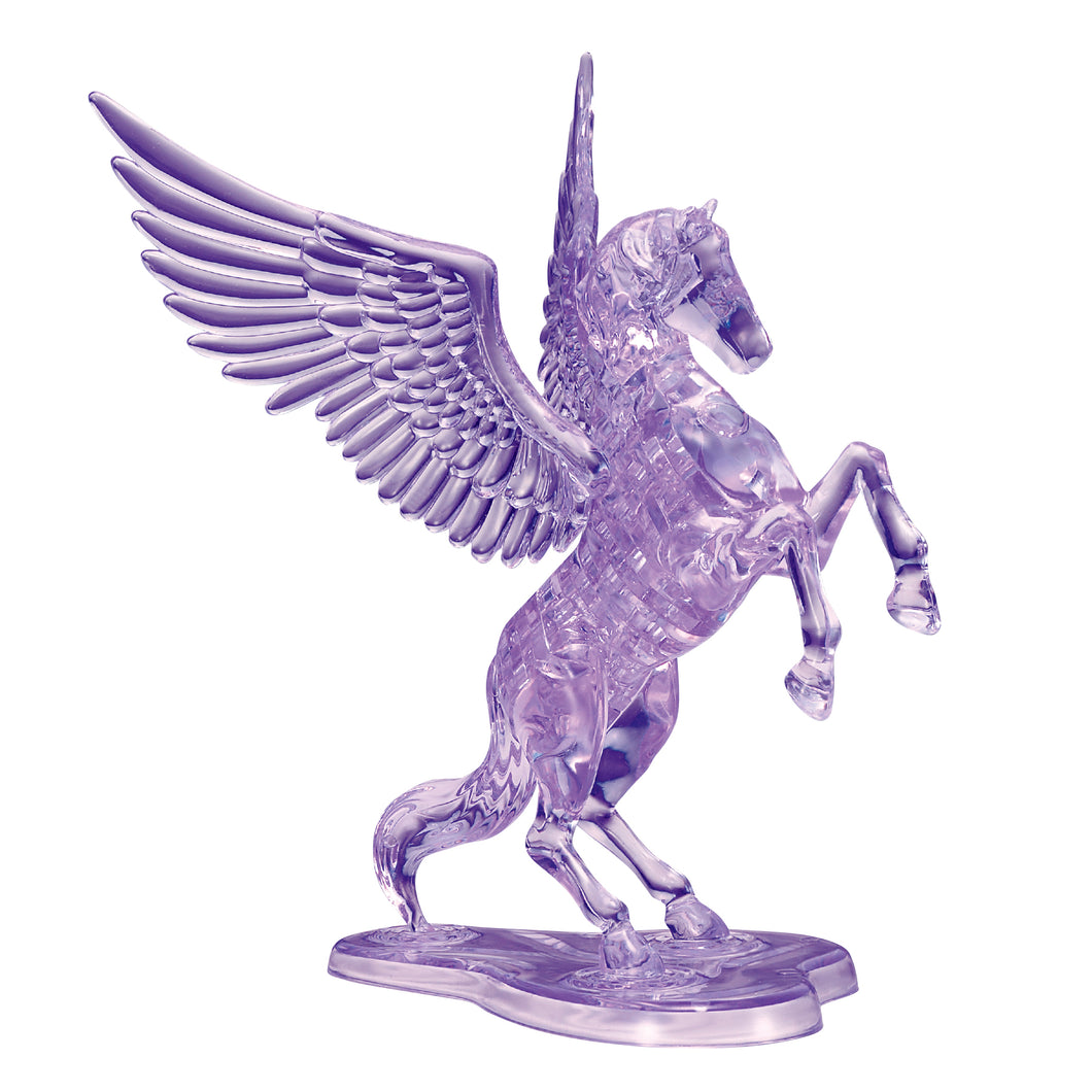 Flying Horse (Purple)