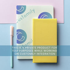Customily Sample Notebook