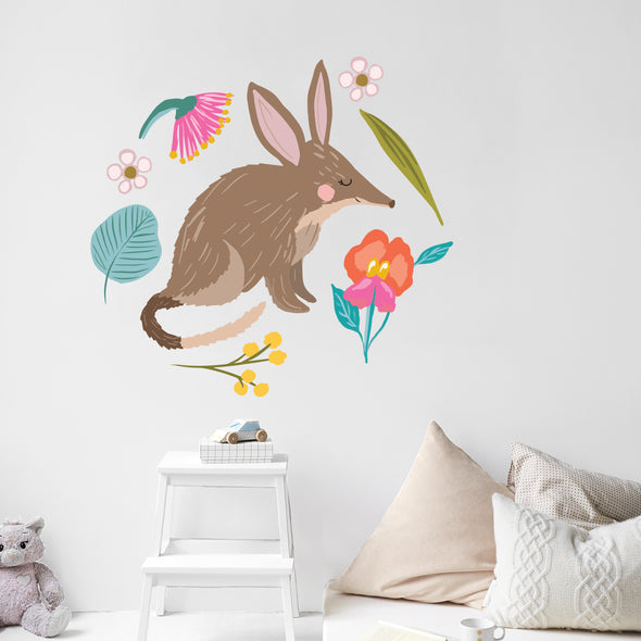 Christie Williams Bilby Wall Decals