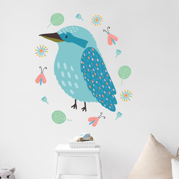 Christie Williams Kookaburra Wall Decals