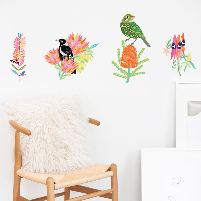 Christie Williams Australiana Wall Decals