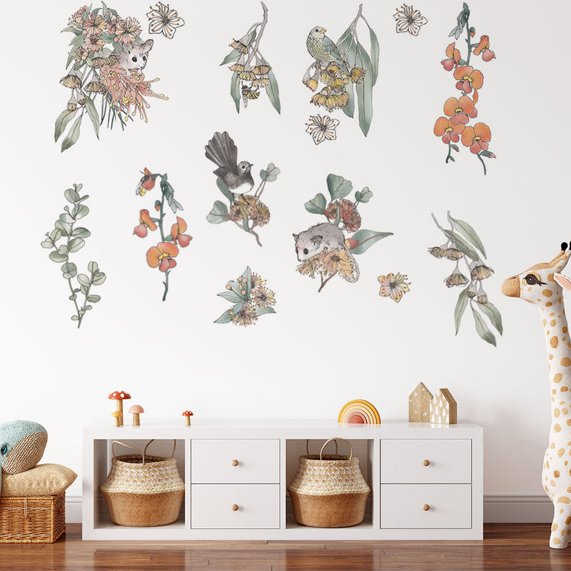 The Scenic Route Australian Fairytale Wall Decals