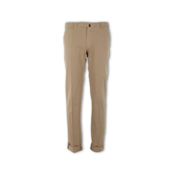 Dark Beige Batavia Stretch Pants