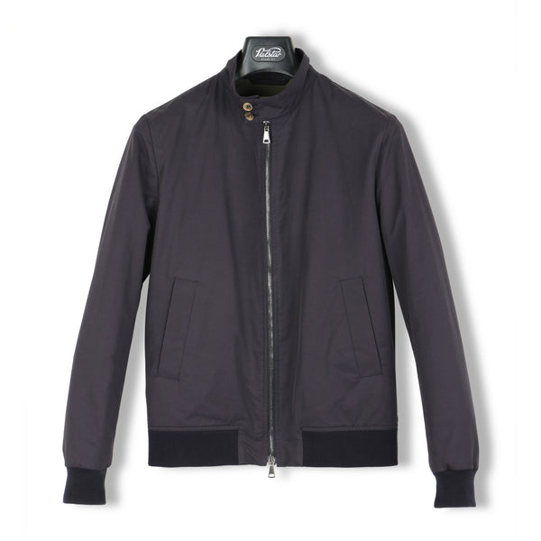 Navy Aviator Jacket