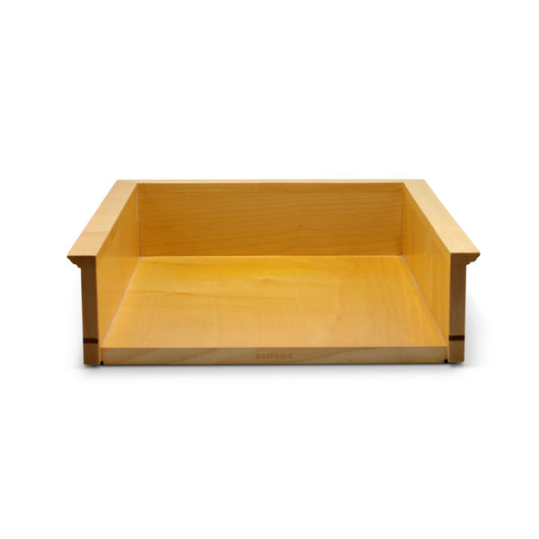 In and Out Sycomore Light Brown Paper Tray