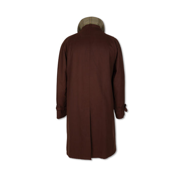 Brown Belseta Raincoat