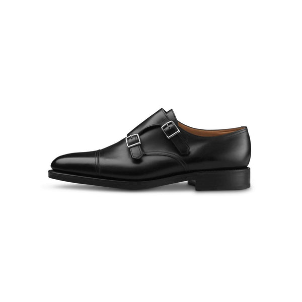 William II Laced Monks in Black Leather