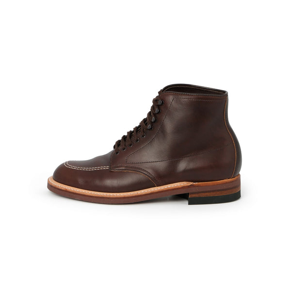 Indy Boots in Brown Leather