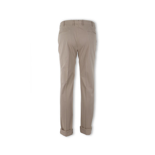 Beige Batavia Stretch Pants