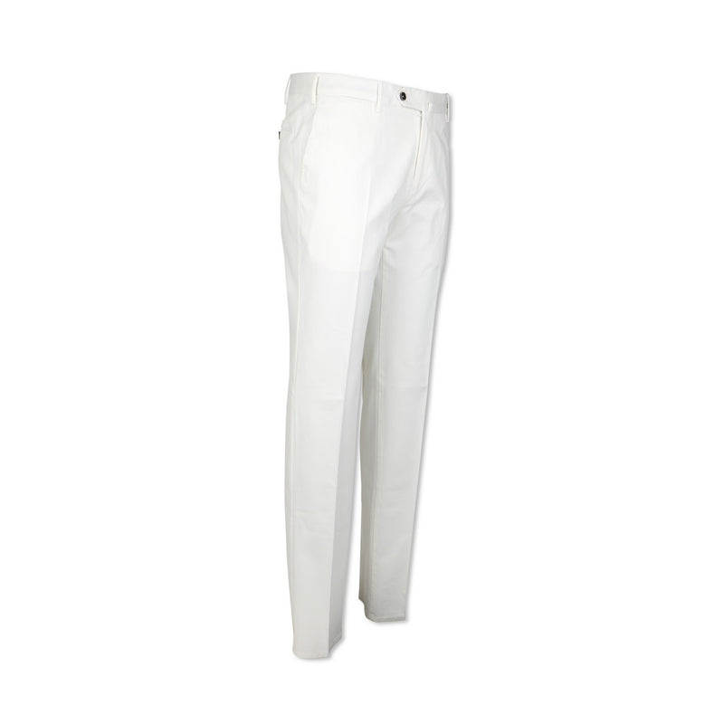 Slim Microwave Off-White Pants