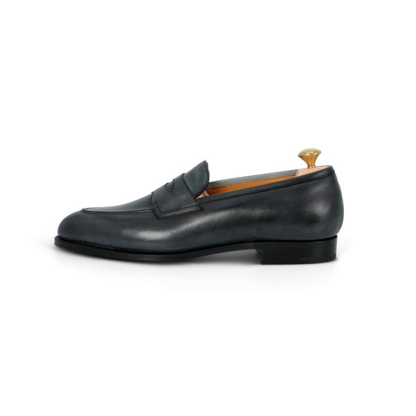 Piccadilly Loafer in Midnight Leather