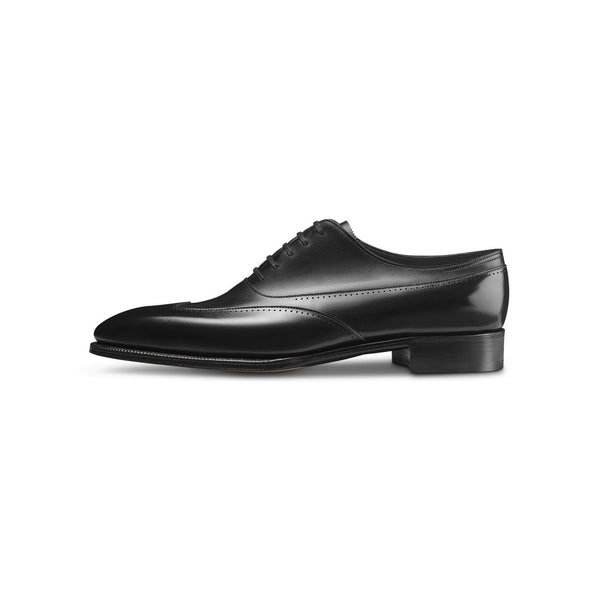 Strand Laced Oxfords in Black Leather — 2020 Limited Edition