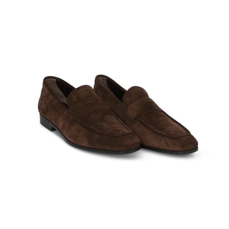 New Vadim Loafers in Moro Suede
