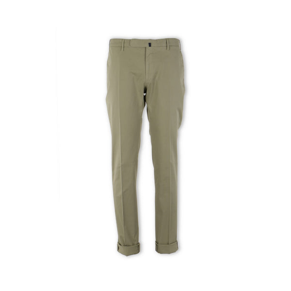Pale Green Batavia Stretch Pants