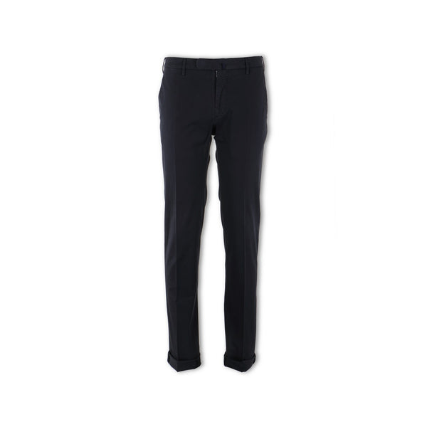 Navy Batavia Stretch Pants