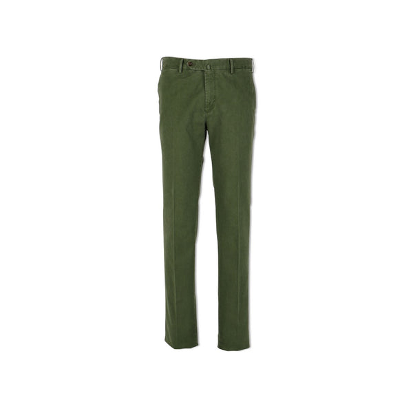 Light Green Oxford Stretch Pants