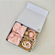 Preorder | Baby Gift Box | Dusty Pink