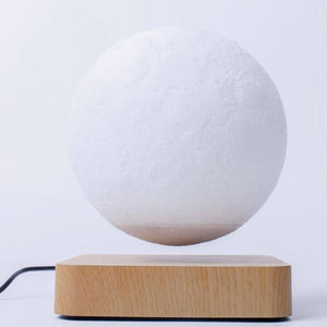 Levitation 3D Moon Lamp - mokibunny