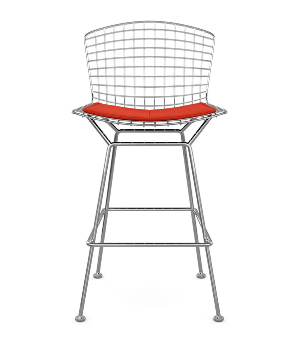 Bertoia Stool, Counter Height - Fabric Seat Pad