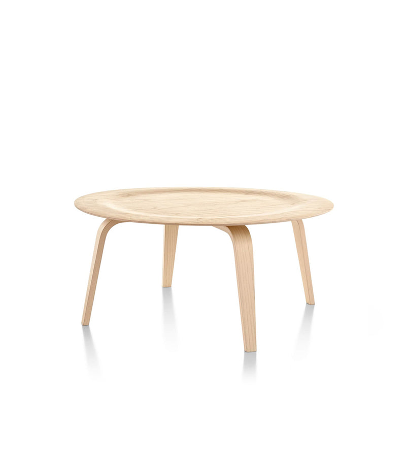 Eames Molded Plywood Coffee Table - Wood Base