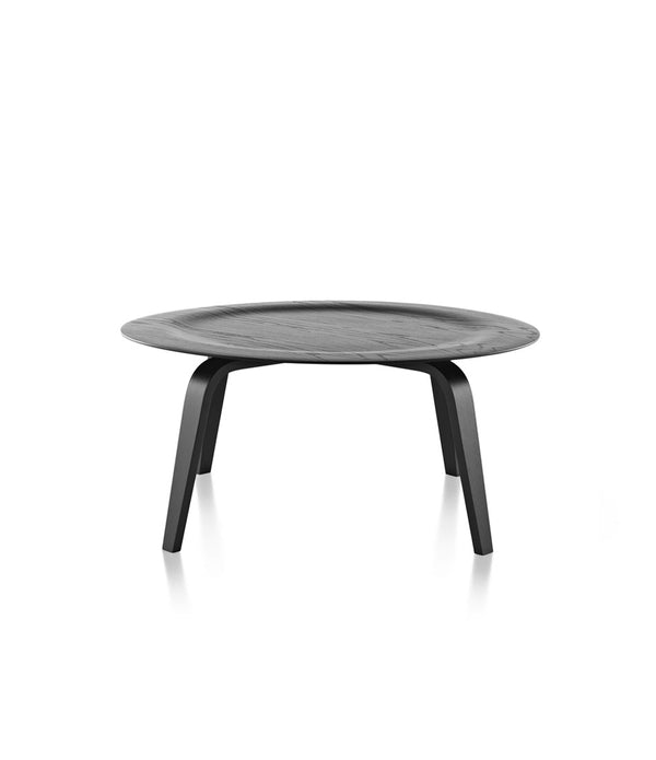 Eames® Molded Plywood Coffee Table - Wood Base
