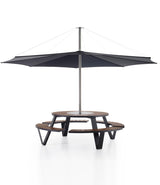 Pantagruel Picnic Table - Hellwood