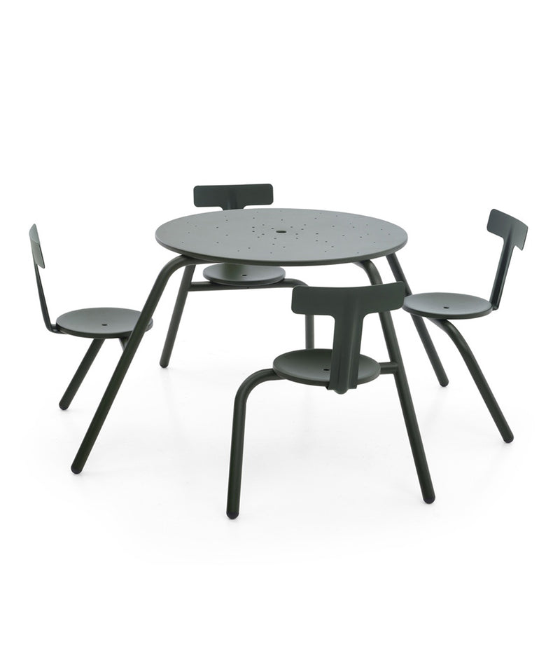 Virus 5-Seat Table