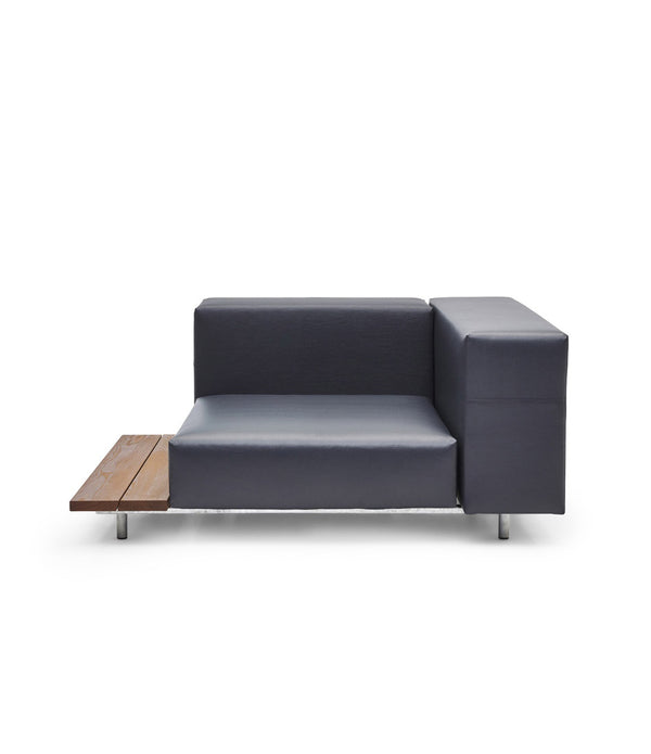 Walrus Seat With Armrest & Side Table R/L