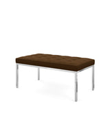Florence Knoll Two Seat Bench - Fabric