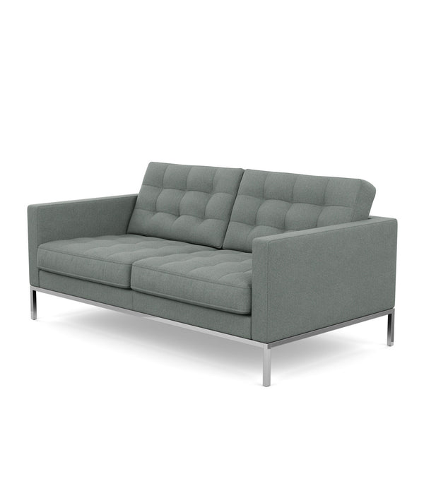 Florence Knoll Relaxed Settee - Fabric