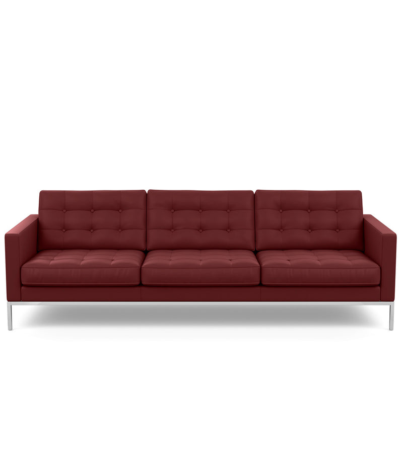Florence Knoll Relaxed Sofa - Leather