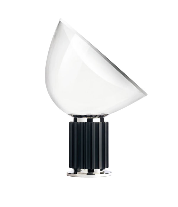 Taccia Table Lamp with Plastic Diffuser