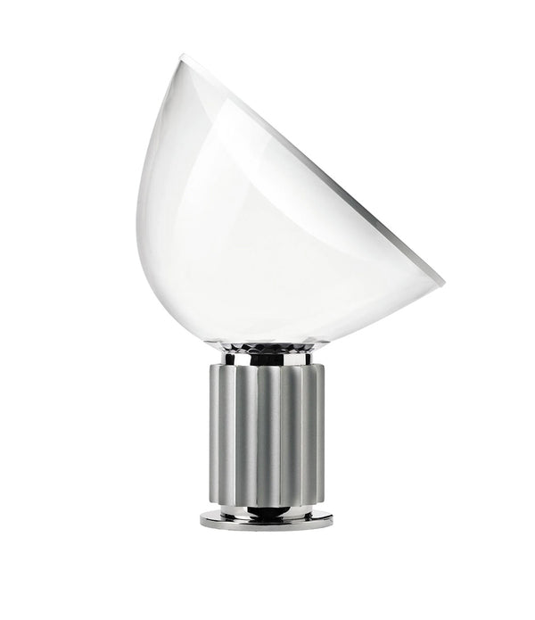 Taccia Table Lamp with Glass Diffuser