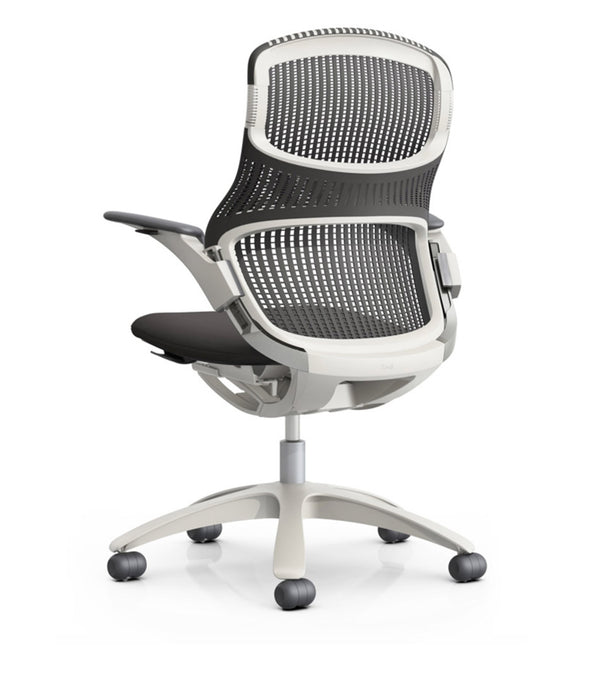 Generation Work Chair by Knoll - Fully Loaded Light Frame