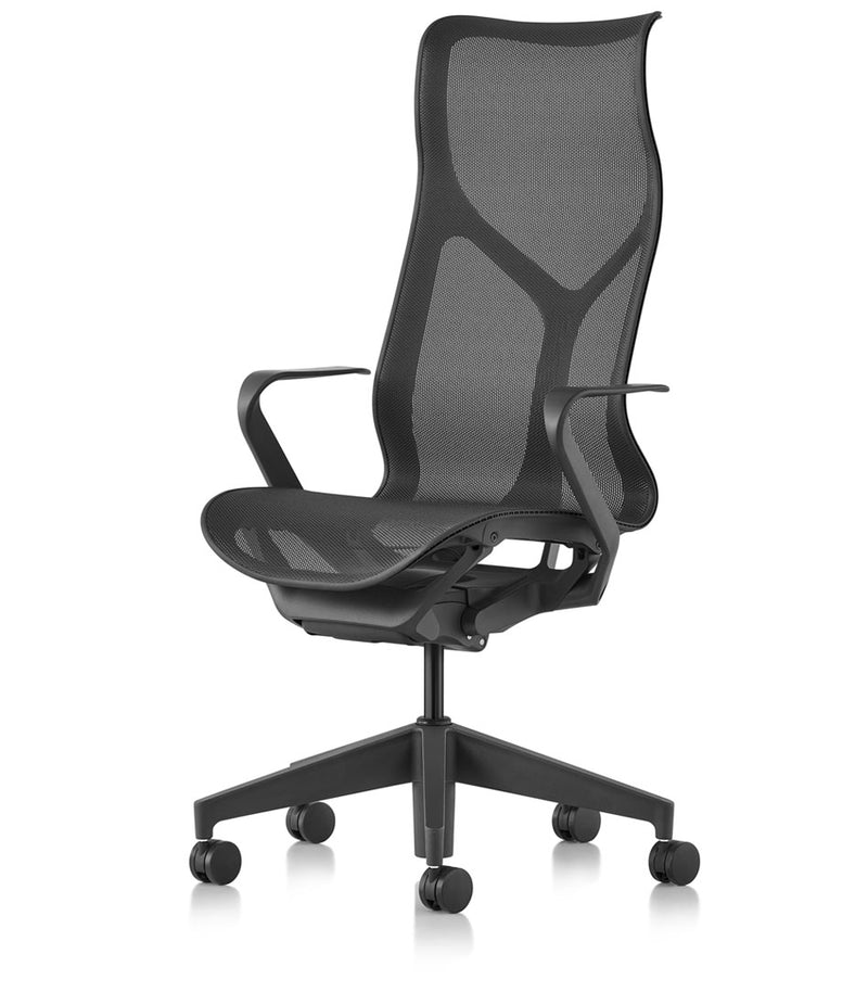 High-Back Cosm® Chair Graphite